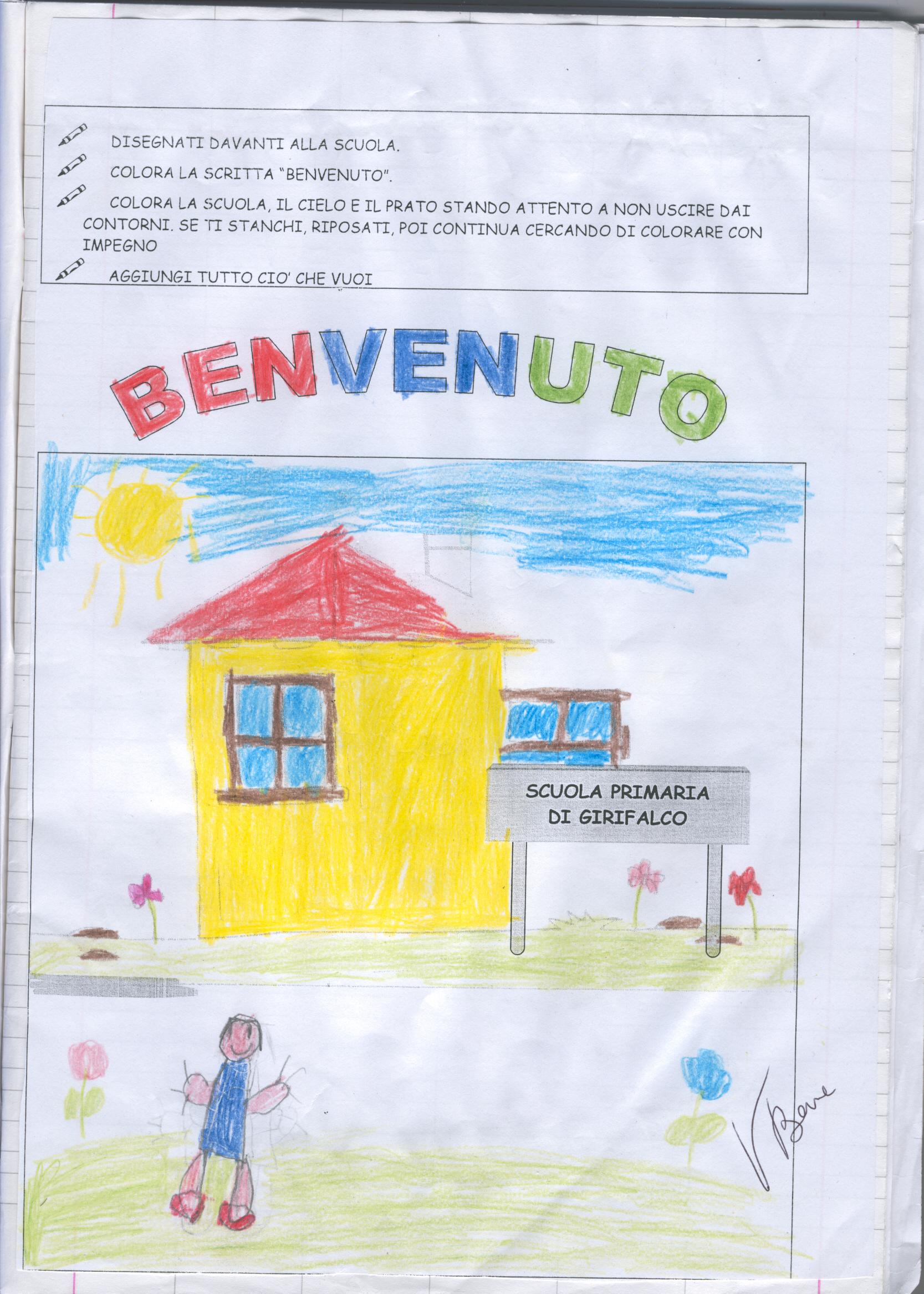 Estremamente IL MIO PRIMO QUADERNO A RIGHE – PRIMA PARTE | Maestra Rosa Sergi's  XG57