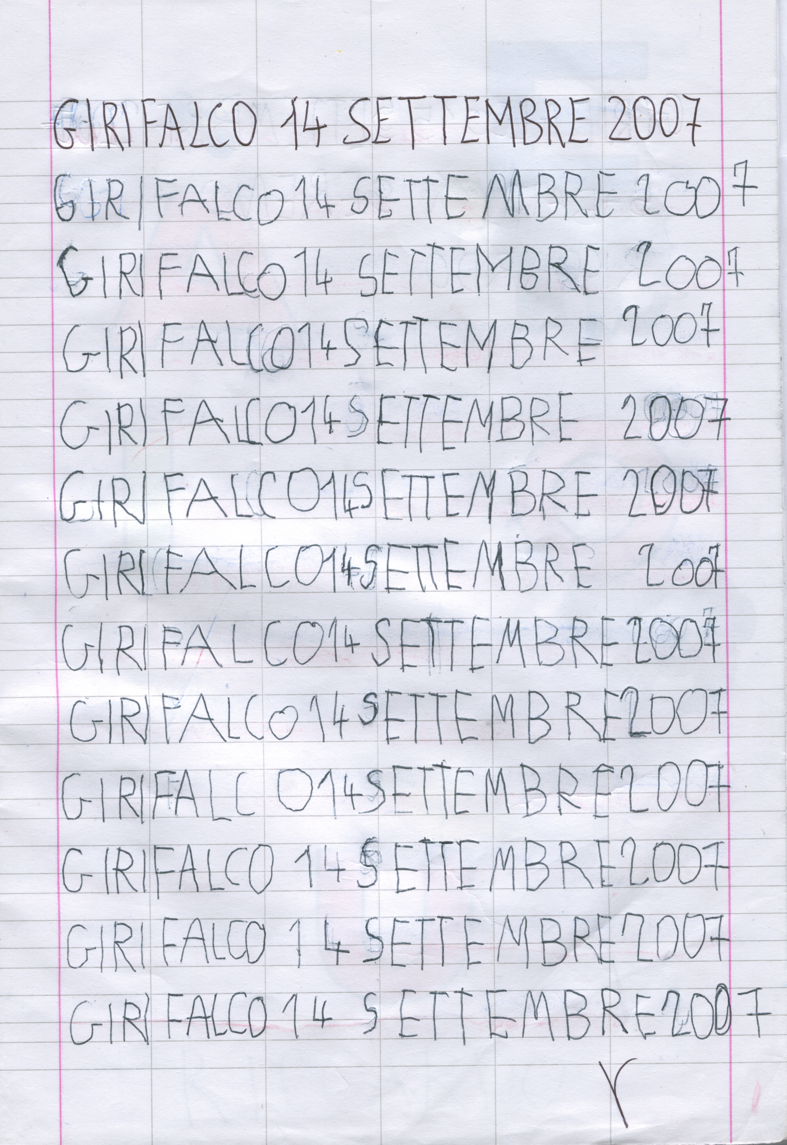 Il Mio Primo Quaderno A Righe Prima Parte Maestra Rosa Sergis Blog