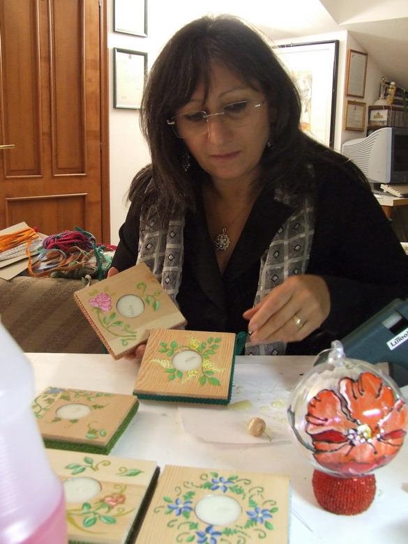 Lavoretti di natale maestra rosa sergi 39 s blog for Maestra gemma natale