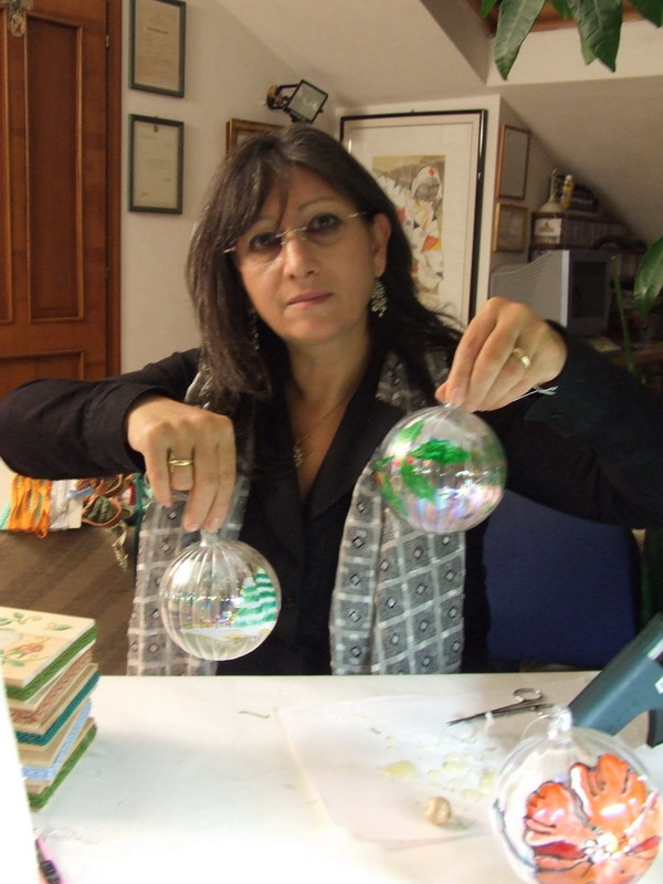 Lavoretti Di Natale Classe Quarta.Lavoretti Di Natale Maestra Rosa Sergi S Blog