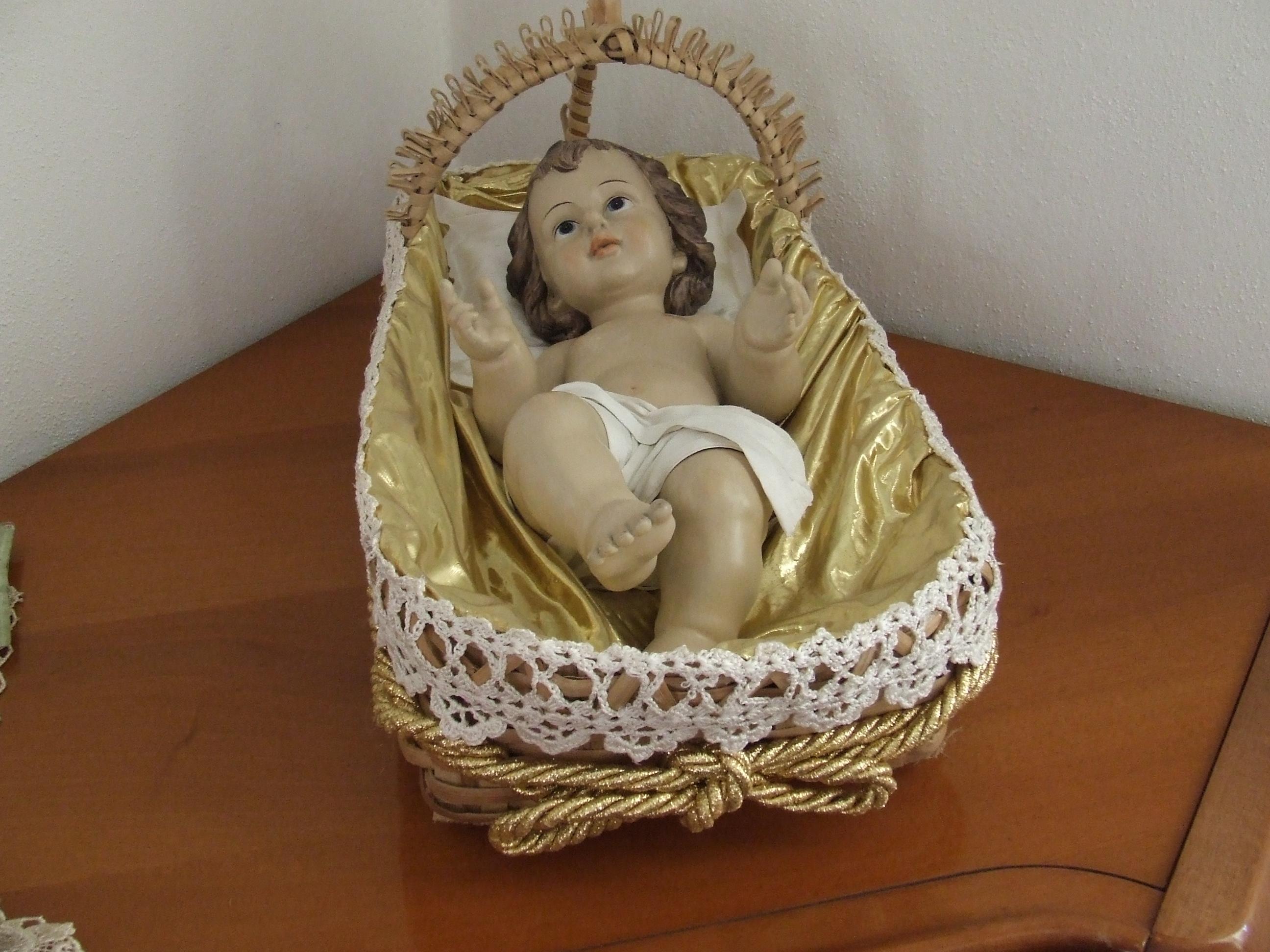 Gesu Bambino Lavoretti Di Natale.Gesu Bambino E Angioletti Lavoretti Di Natale Maestra